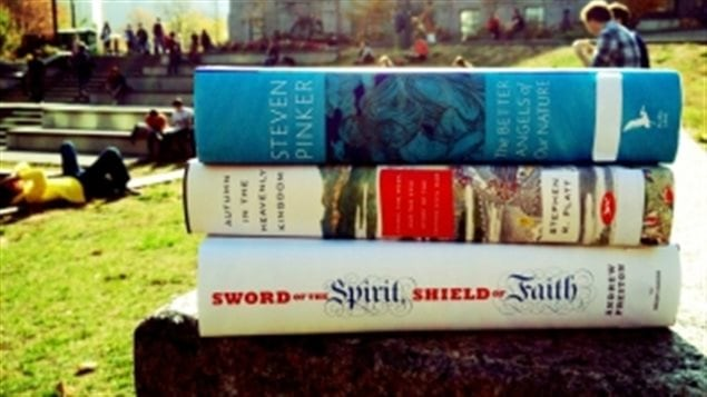 Six books to compete for Canada's Cundhill prize for historical literature worth US$75,000  Subjects this year range from the history of hurricanes to a new biography of a Holocaust mass murderer