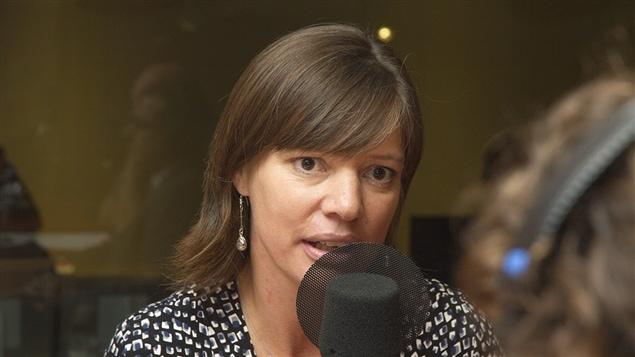 Bernadette Thibaudeau