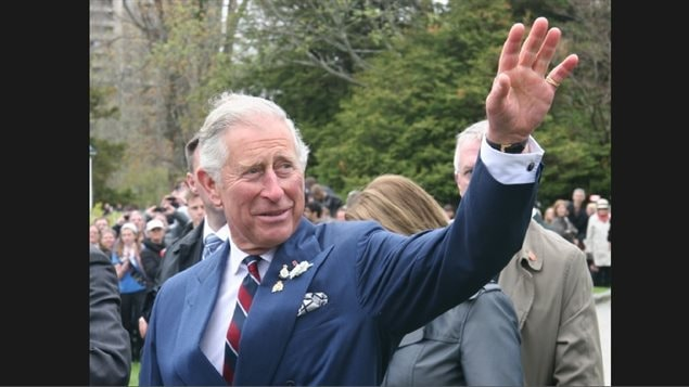 Huge crowds turned out on every venue to see Prince Charles, and Camilla, Duchess of Windsor during their royal tour of Canada in 2014. Here Charles waves goodbye to the crowd in the Public Gardens on the royal vist to Halifax. In spite of the huge turnout, a new survey says only a third of Canadians would like to see him as our head of state, King Charles III
