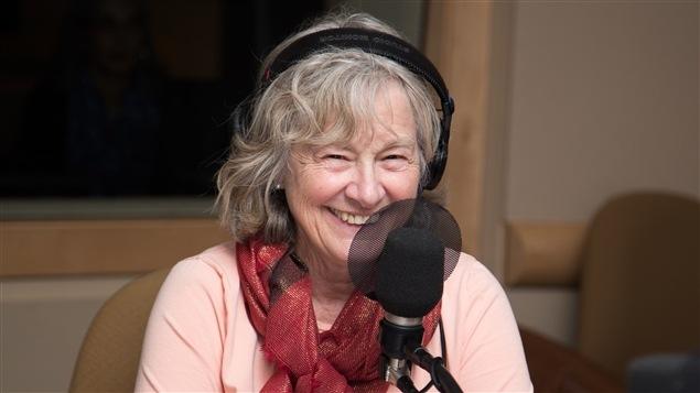 La comédienne et réalisatrice Micheline Lanctôt