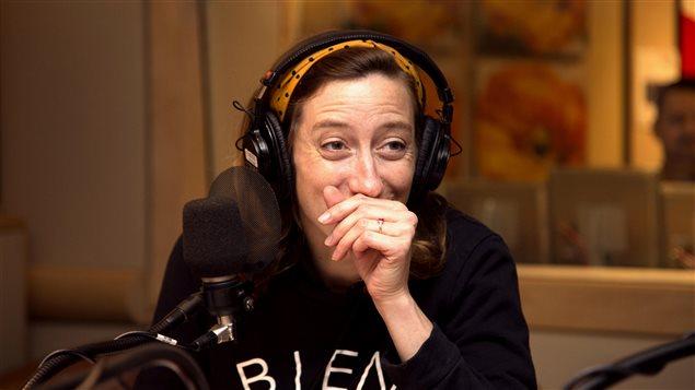 Fanny Britt, récipiendaire du Prix du Gouverneur général du Canada en 2013 pour sa pièce «Bienveillance».