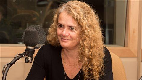 Julie Payette, la directrice du Centre des sciences de Montréal