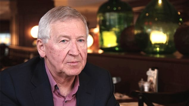 Jean-Pierre Léger, président et chef de la direction du Groupe St-Hubert