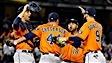 Les Astros éteignent les Yankees