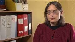 Janet Dench, directrice du Conseil canadien pour les réfugiés