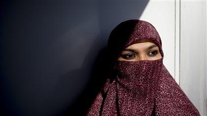 Zunera Ishaq s'étonne que son niqab devienne un enjeu électoral