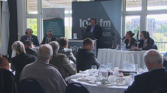D bat des candidats la chambre de commerce de sherbrooke for Chambre de commerce de montreal nord