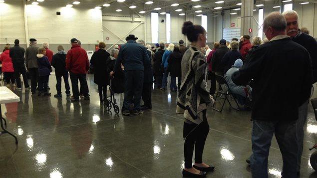 Élections fédérales: début pour 4 jours du vote par anticipation