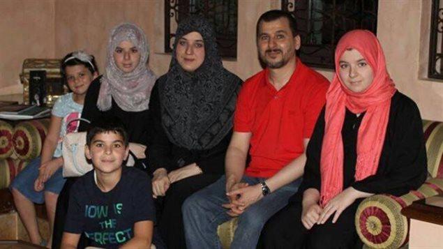 La famille Alaradi