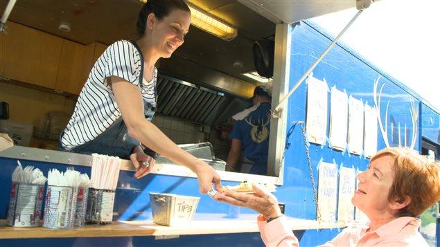 Les coulisses de la cuisine de rue
