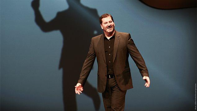 L'humoriste Mario Jean termine sa tourn�e dans le nord de l'Ontario par un spectacle � Sudbury.