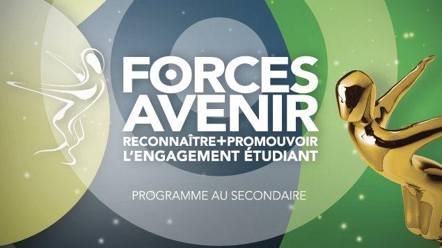 Forces avenir, programme au secondaire