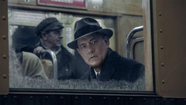 Tom Hanks dans <i>Bridge of Spies</i>, de Steven Spielberg
