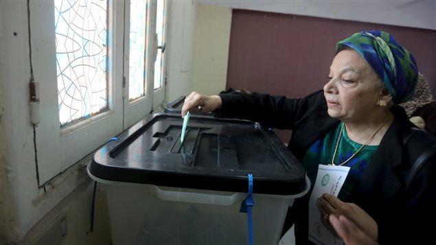Élections législatives en Égypte