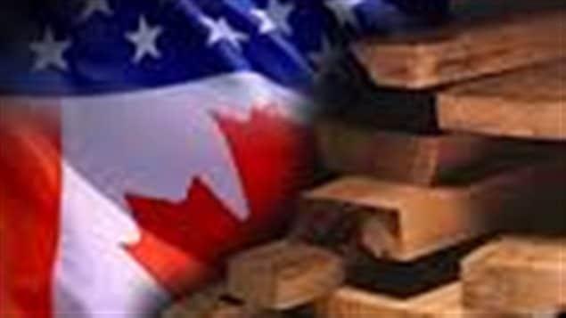 L'industrie forestière canadienne craint de se voir imposer une nouvelle taxe par l'administration Trump.