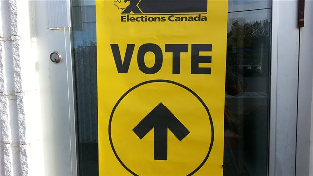 Élections fédérales 19 octobre 2015