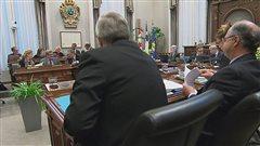 Le conseil municipal de Québec