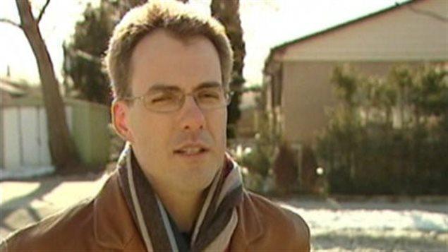 Ian Roberge, politicologue au Collège Glendon