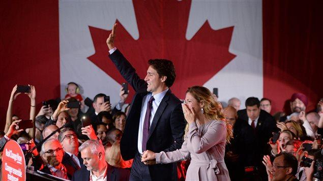 Justin Trudeau après la victoire libérale : « Beaucoup d'entre vous se sont inquiétés que le Canada ait perdu sa voix compatissante et constructive dans le monde au cours des 10 dernières années »