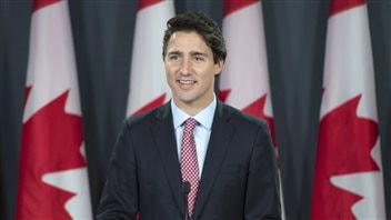 "At his first official news conference, Prime Minister-designate Justin Trudeau pledged to break from his predecessor who he said turned Canada into a ""pariah"" on climate change."