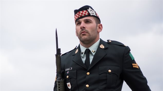 Cpl NAthan Cirillo was proud and honoured to serve as a ceremonial guard at the Tomb of the Unknown Soldier. it was there he was shot in the back and killed by a radicalized ISIS sympathizer.