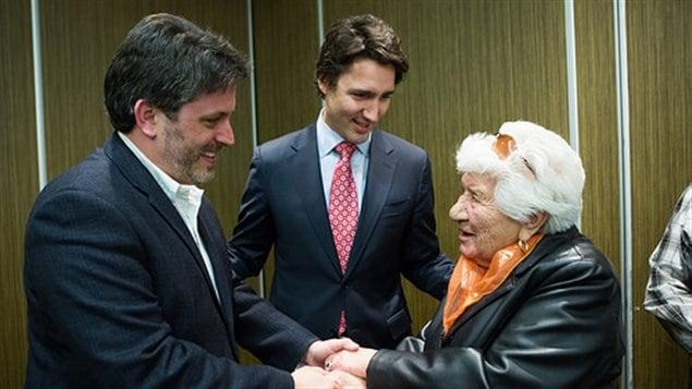 Justin Trudeau Premier ministre du Canada