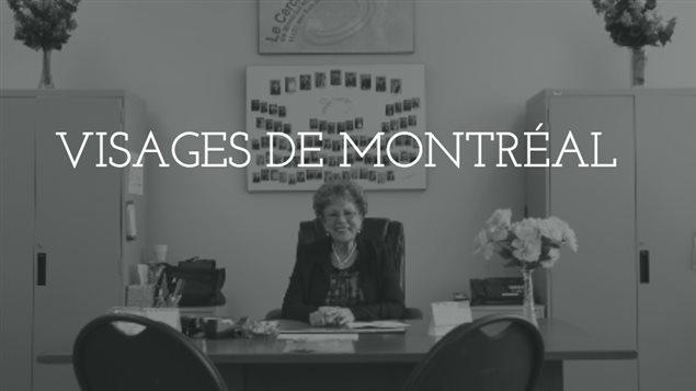 Jackie Bissonnette est présidente du Cercle du 3e âge de Montréal-Nord.