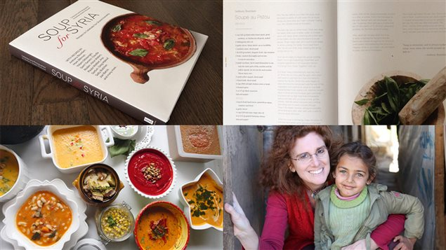 Barbara Abdeni Massaad auteure du livre <em>Soup for Syria</em>
