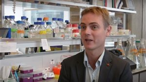 Mads Daugaard, project leader, is an assistant professor in the Department of Urologic Science at the Univesity of British Columbia, and senior research scientist at the Vancouver Prostate Centre, part of the Vancouver Coastal Health Research Institute