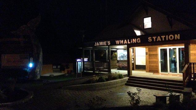La bateau qui a fait naufrage est le Leviathan II, de l'entreprise Jamie's Whaling Station and Adventure Centres, qui offre des croisières d'observation des baleines sur la côte ouest de l'île de Vancouver.