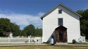 Plein air et histoire se conjuguent à Batoche