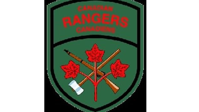 Canadian Rangers shield