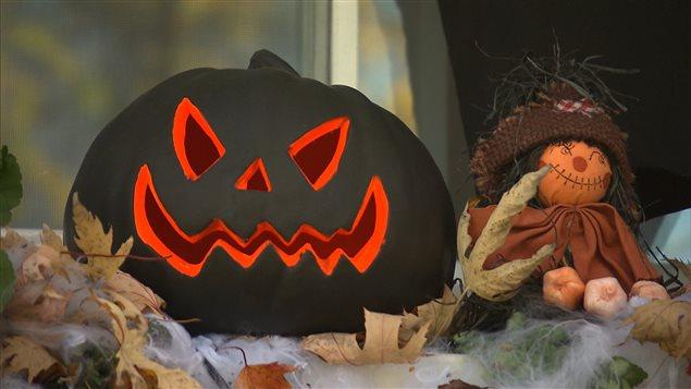 D�corations d'Halloween