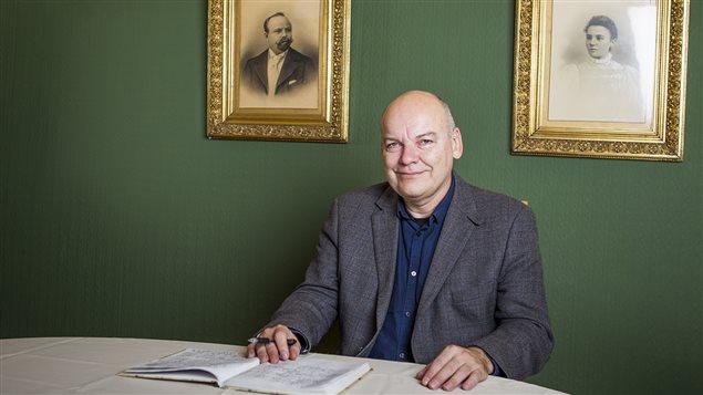 L'auteur Joël Pourbaix