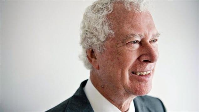 Le diplomate canadien Ken Taylor