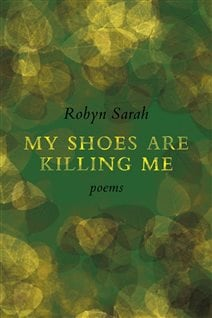 Governor-General award winner for poetry, Robyn Sarah for