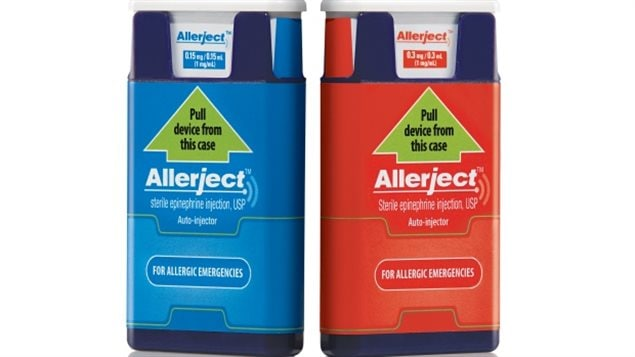 All Allerject injectors have been recalled. The life-saving medicine is used to treat severe allergic reactions to foods, insect stings, drugs and other substances.