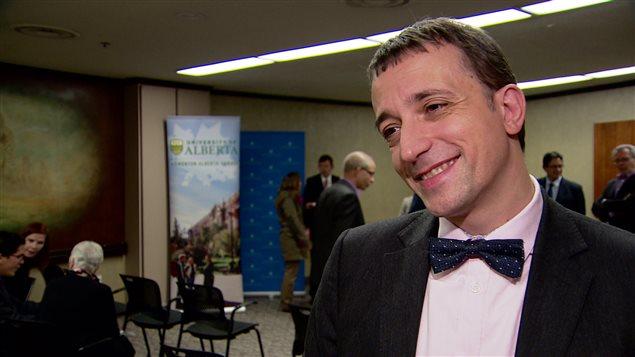 Jean-Christophe Fleury, Consul général de  France à Vancouver.