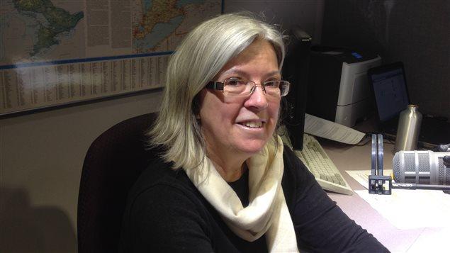 Denise Truax, directrice générale des éditions Prise de Parole.