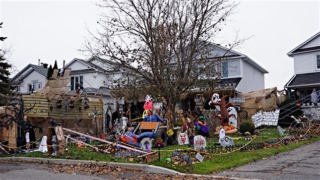 Quand d corer sa maison pour l 39 halloween n 39 a pas de prix - Decorer sa maison pour halloween ...