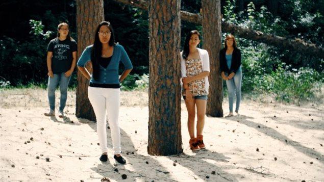« Echo My Soul » une magnifique chanson de jeunes de la Permière Nation Lac Seul dans le nord-ouest ontarien.