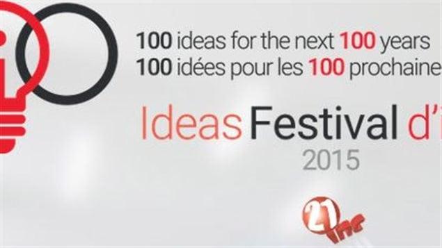 Festival des idées à Charlottetown