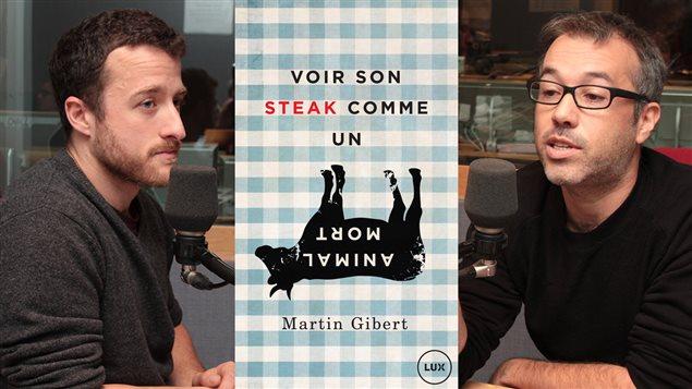 Martin Gibert et Charles Garant