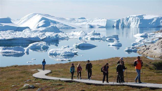 Une expedition-arctique