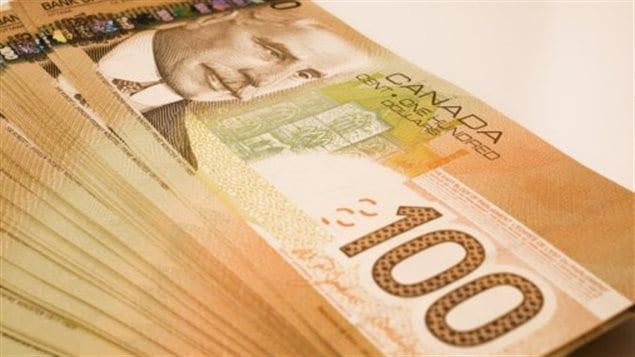Billets de 100$