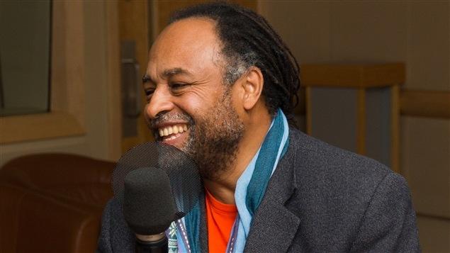 Le poète, écrivain et éditeur Rodney Saint-Éloi
