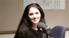 Céline Martin est doctorante en kinésiologie à l'Université de Regina.