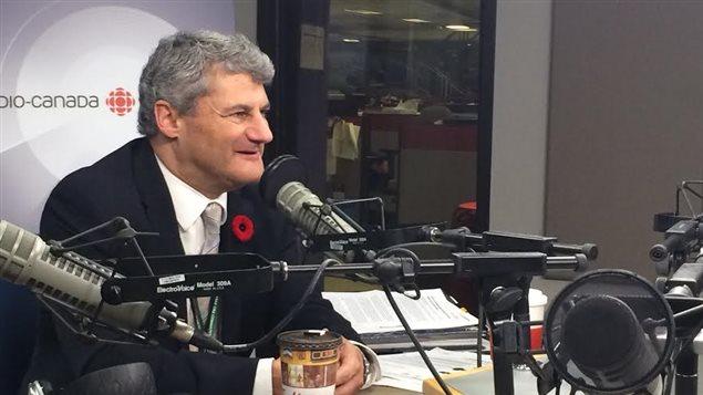 Gérard Deltell, député conservateur du comté de Louis-Saint-Laurent