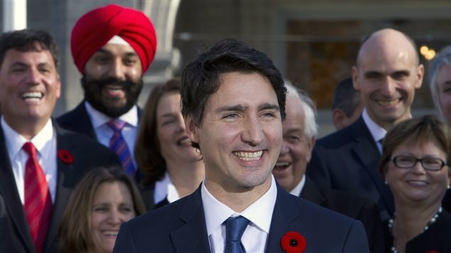 Shortly after he and his cabinet were sworn in, Prime Minister Justin Trudeau sent a letter to diplomats promising 'a new era in Canadian international engagement.'