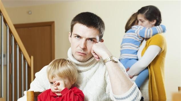 Une mauvaise communication entre deux parents séparés affecte inévitablement les enfants.